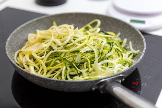 Zoodles: Zucchini Noodles
