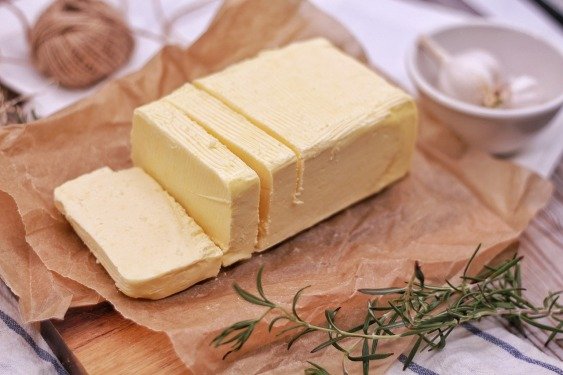 Dairy Product Food Table Milk Slice Of Butter